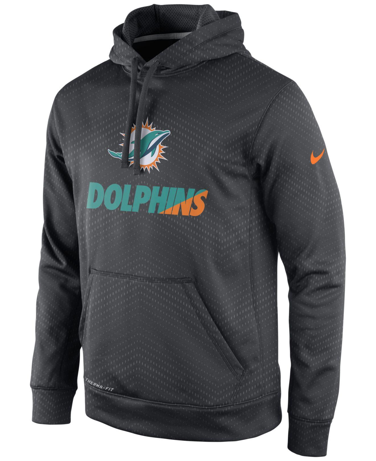 Nike Men's Miami Dolphins Sideline Ko