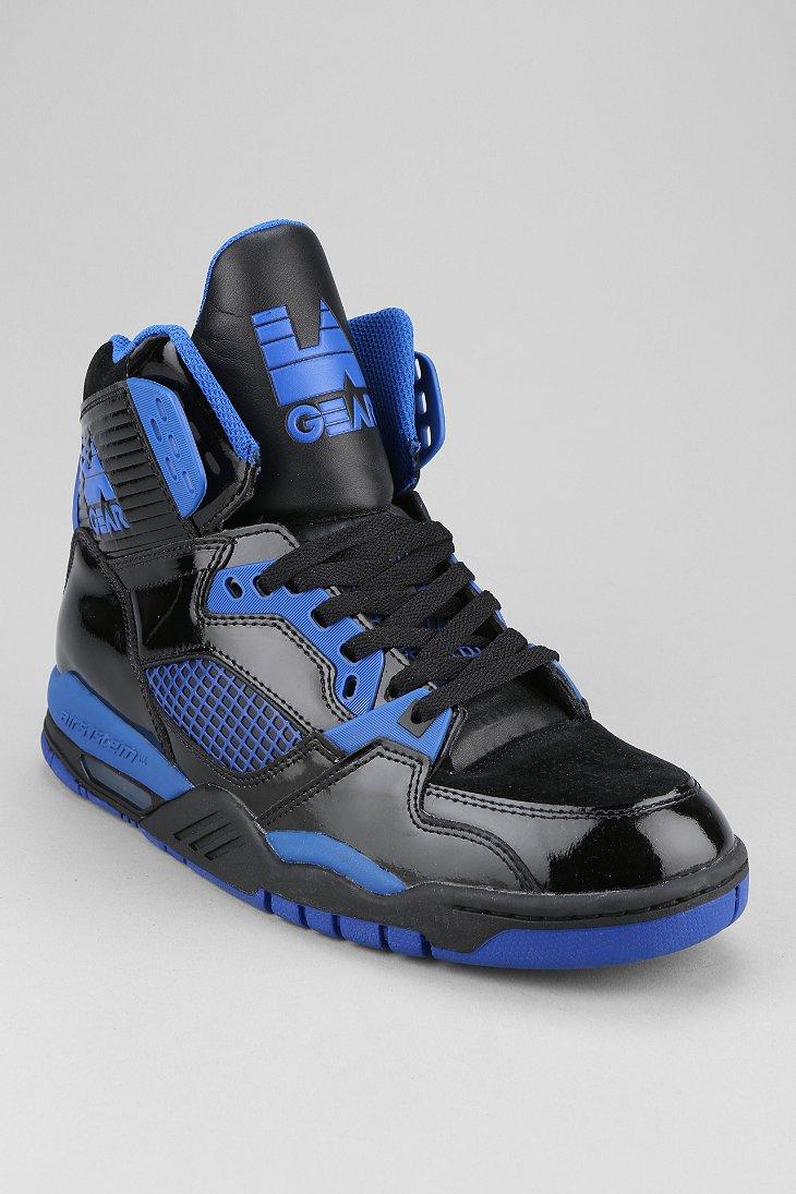 outfitters la gear kaj sneaker in blue for