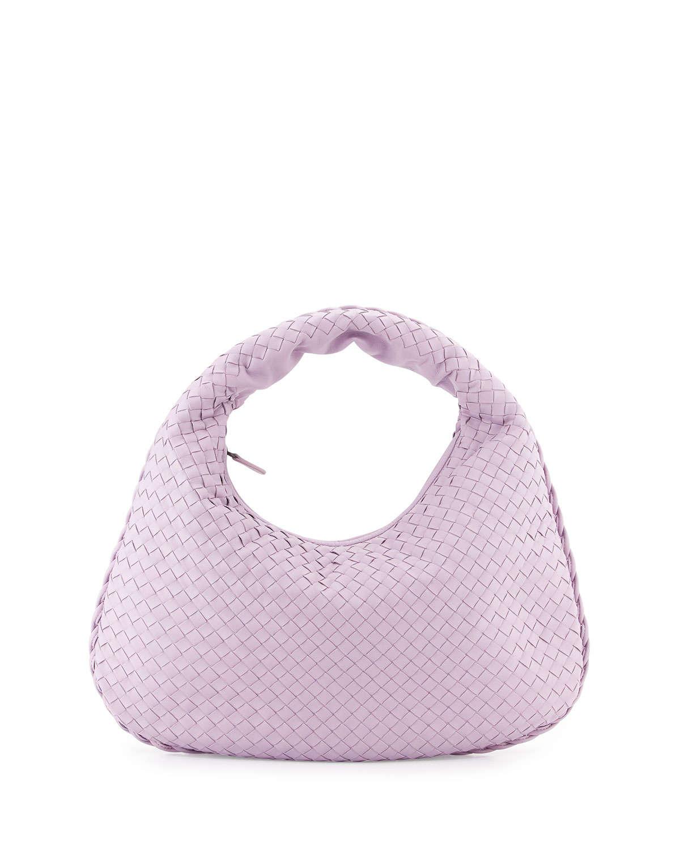 bd1b376915 Bottega veneta Intrecciato Sac Hobo Bag in Purple