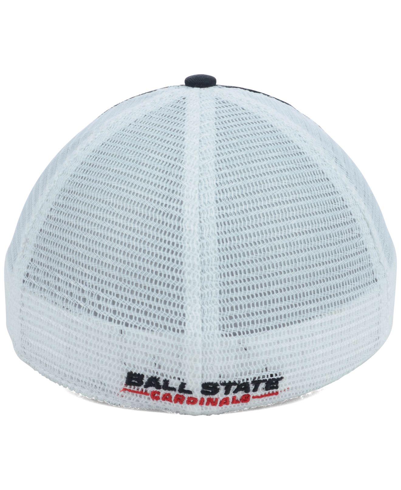77cb5a43 47 Brand Black Ball State Cardinals Blue Mountain Franchise Cap for men
