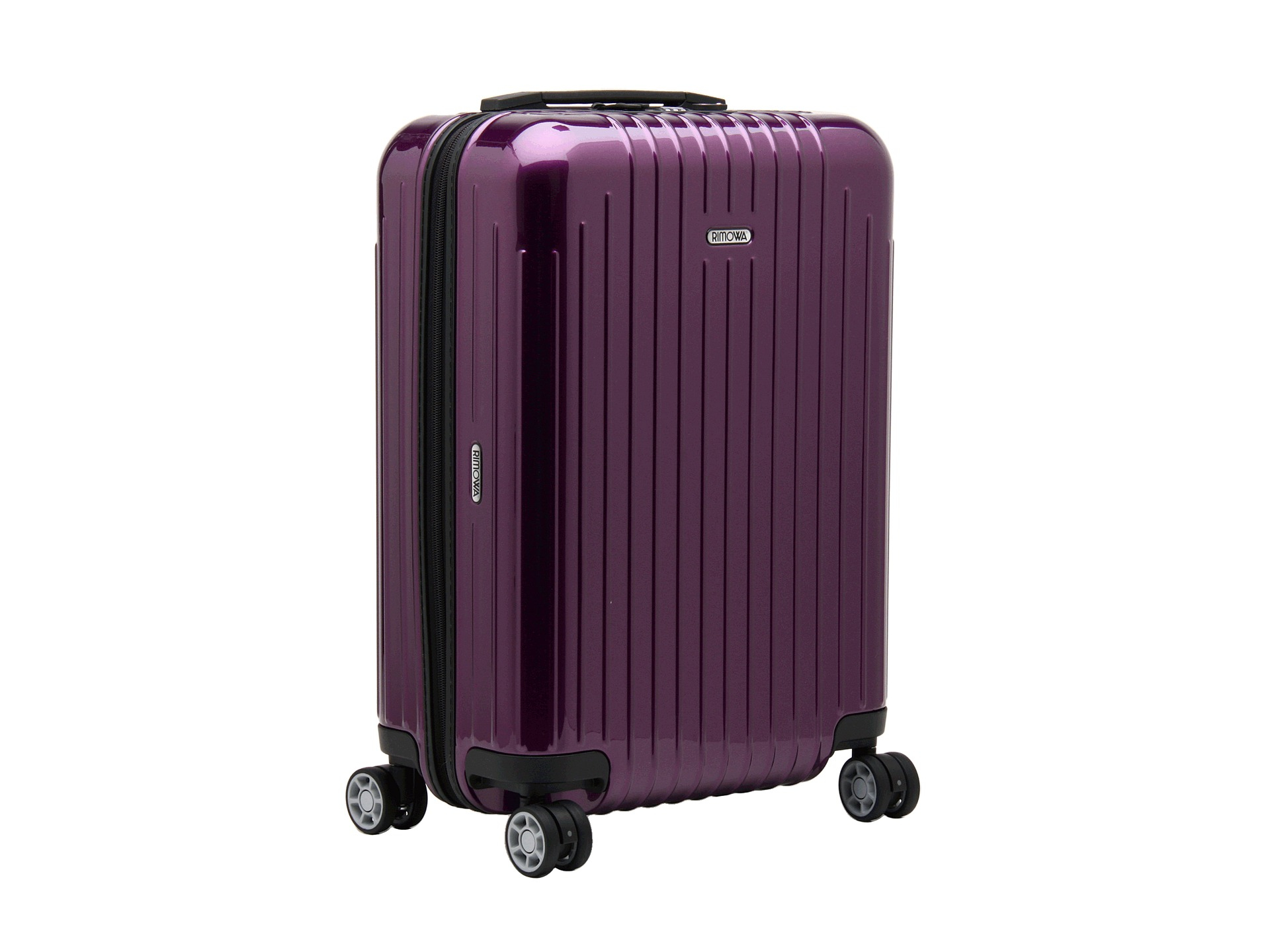 rimowa salsa air ultralight cabin multiwheel in purple lyst. Black Bedroom Furniture Sets. Home Design Ideas
