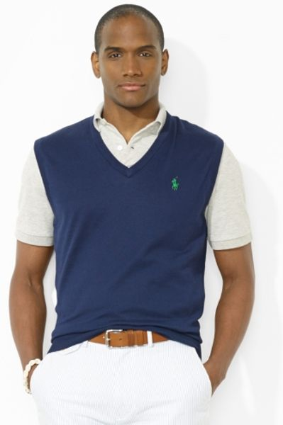 Sweater Vest Pictures Lauren V-neck Sweater Vest