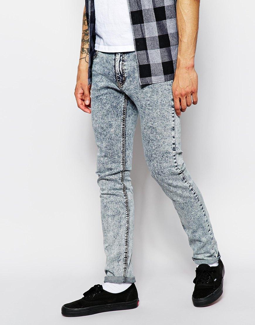 Tight Skinny Jeans For Men