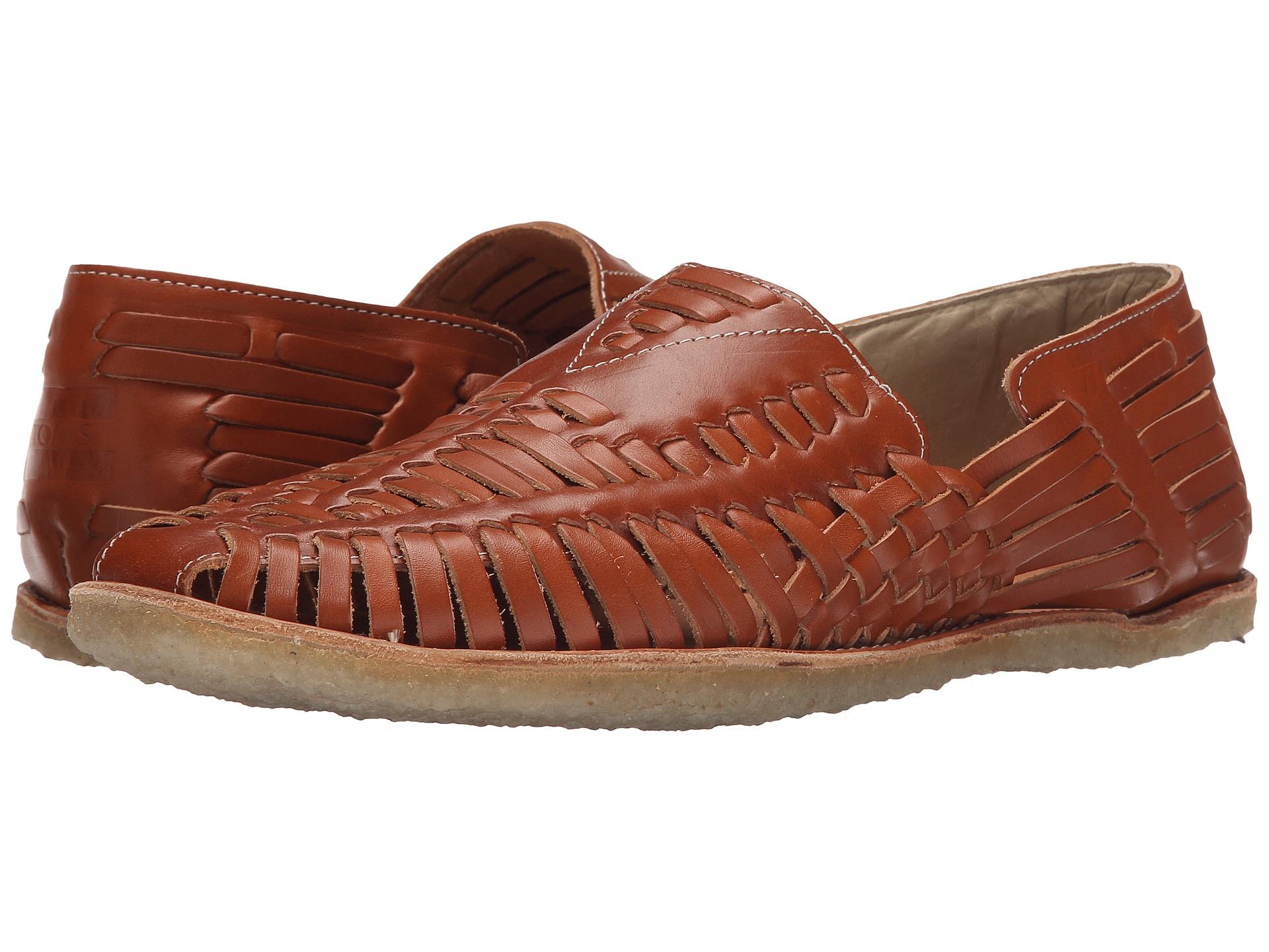 c2abf5d1ccc7a Men's Brown Huarache Slip-on