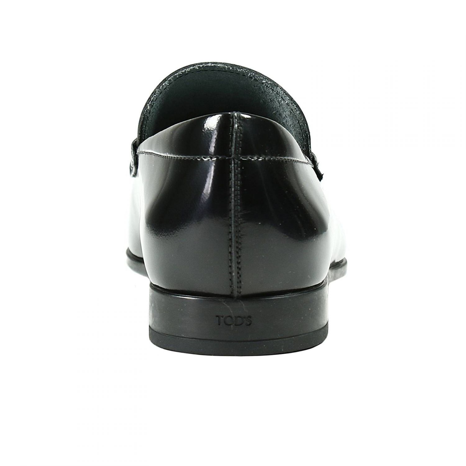 Tod's Shoes Penny Loafer Rubber Sole Brushed Leather in ...
