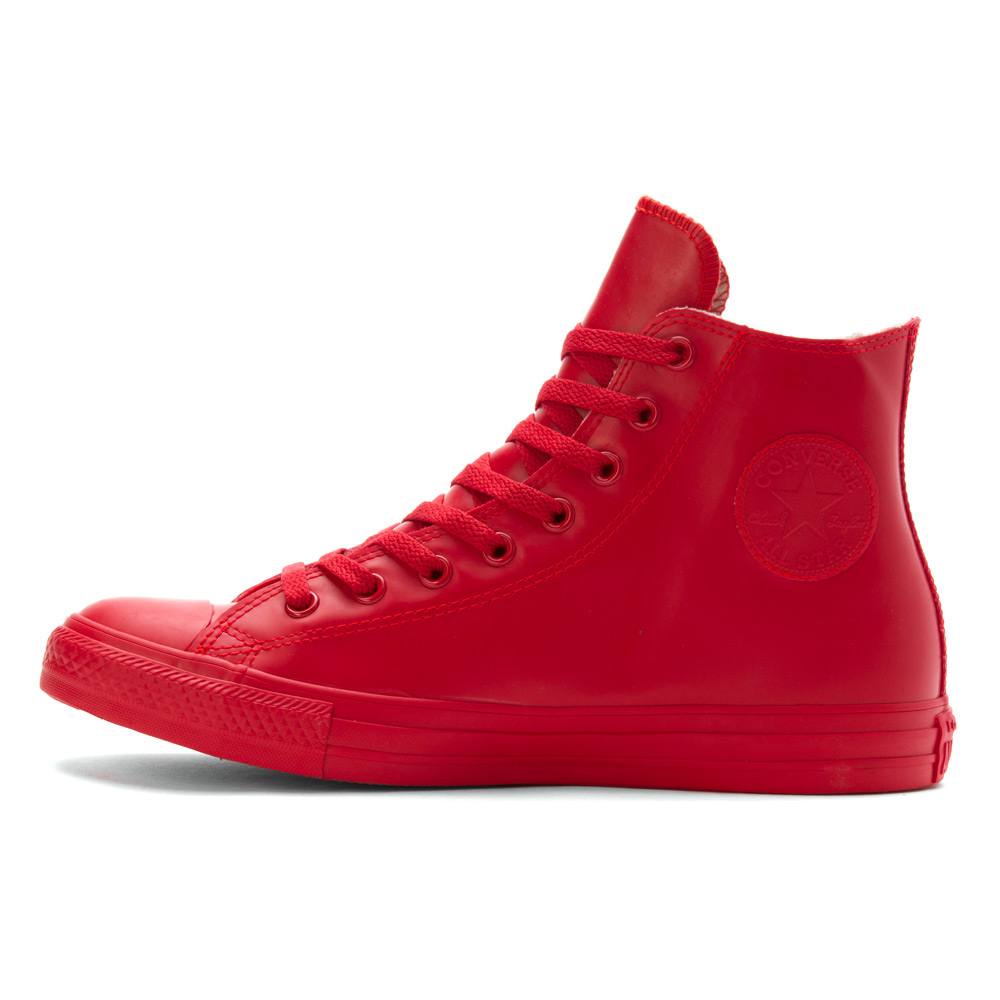 Lyst Converse Chuck Taylor All Star Rubber In Red For Men
