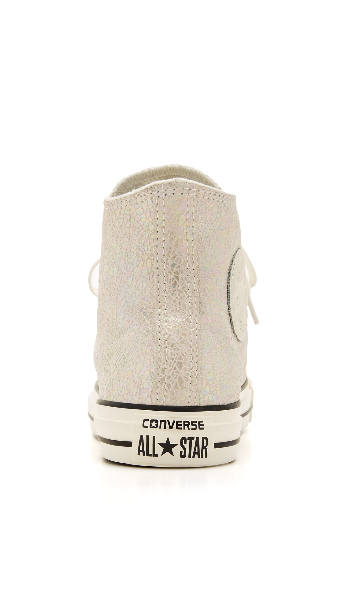 Converse Chuck Taylor All Star Oil Slick Sneakers in Natural
