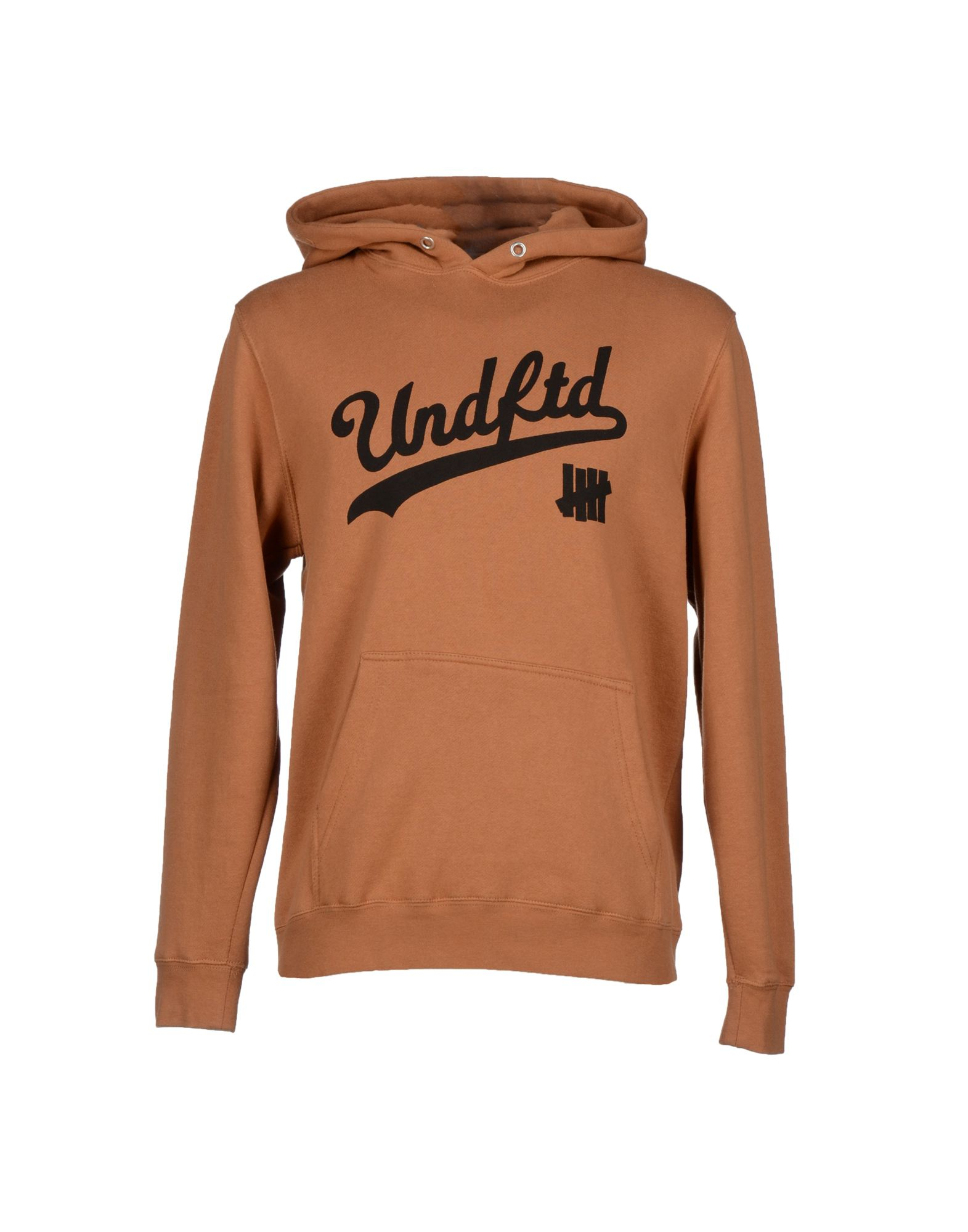 undefeated sweatshirt in brown for men lyst. Black Bedroom Furniture Sets. Home Design Ideas
