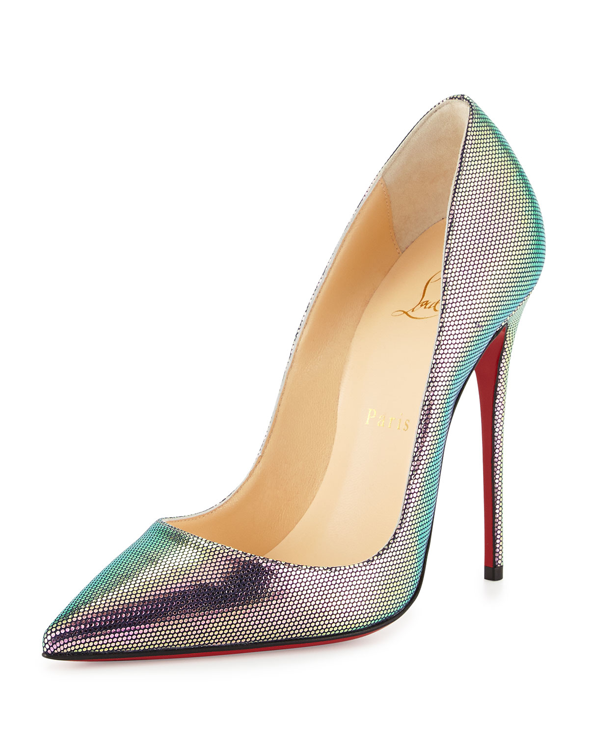 Christian louboutin So Kate Disco Red Sole Pump