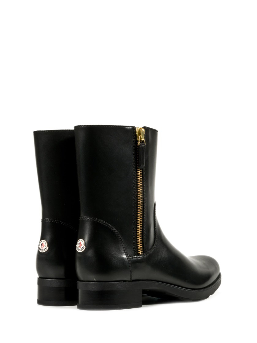 0f51a92a19a0 Moncler Ankle Boots in Black