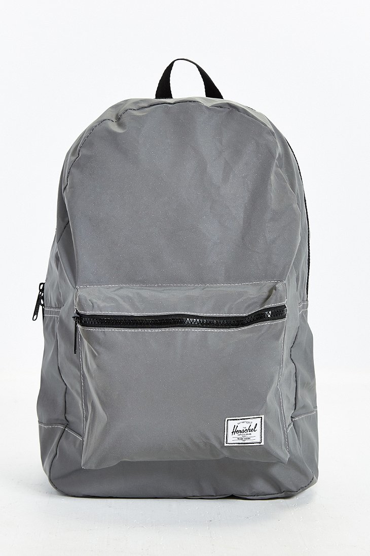 7bccdfb15c74 Lyst - Herschel Supply Co. 3m Reflective Packable Daypack in ...