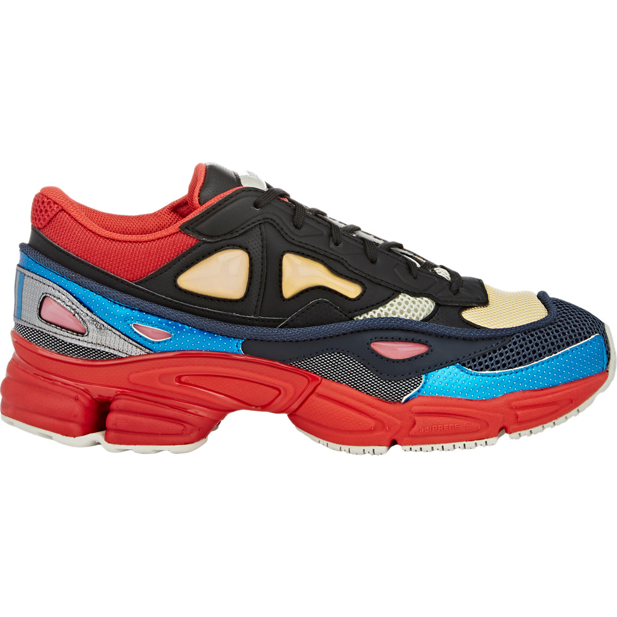 adidas by raf simons ozweego 2 sneakers in red for men lyst. Black Bedroom Furniture Sets. Home Design Ideas