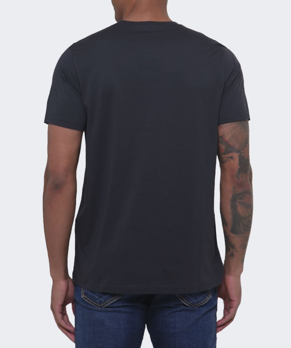 Paul Smith Be Nice T Shirt In Blue For Men Lyst