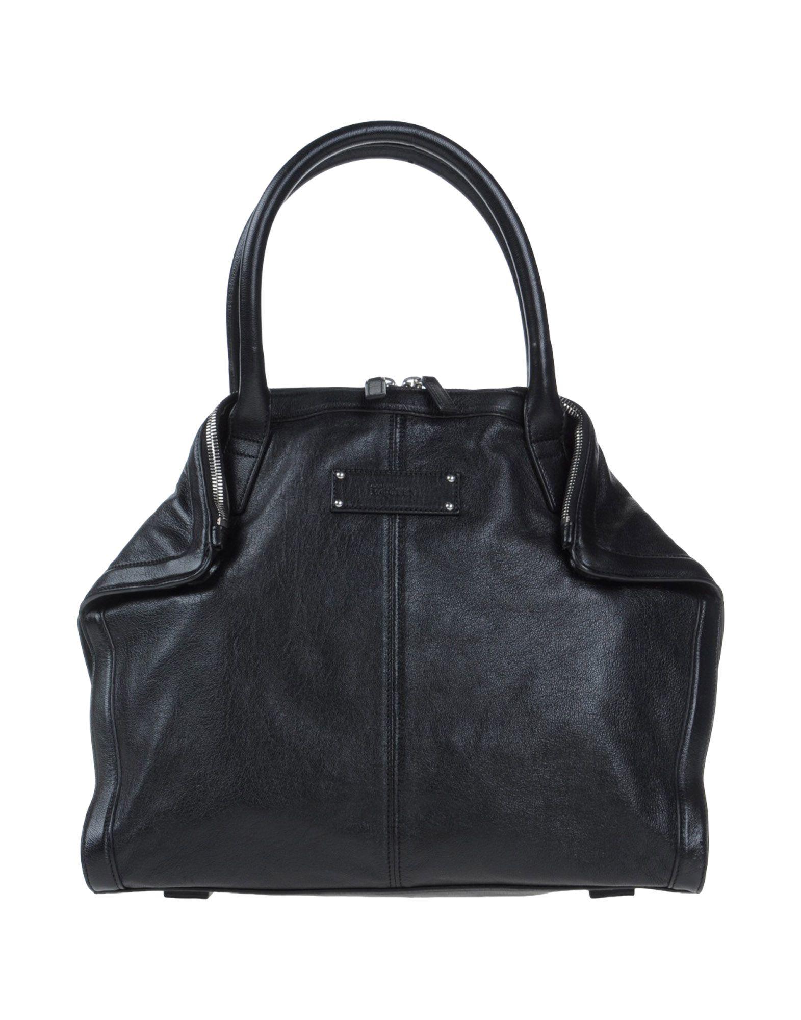 Lyst - Alexander Mcqueen Handbag in Black