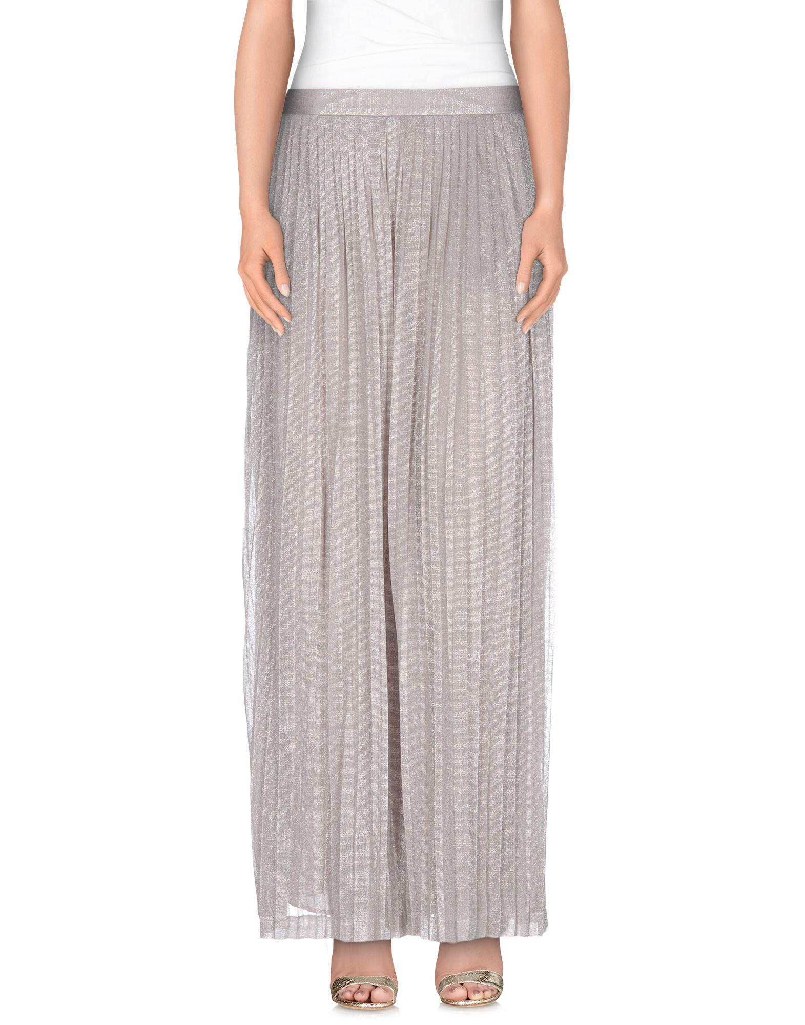 Long Grey Skirt 89