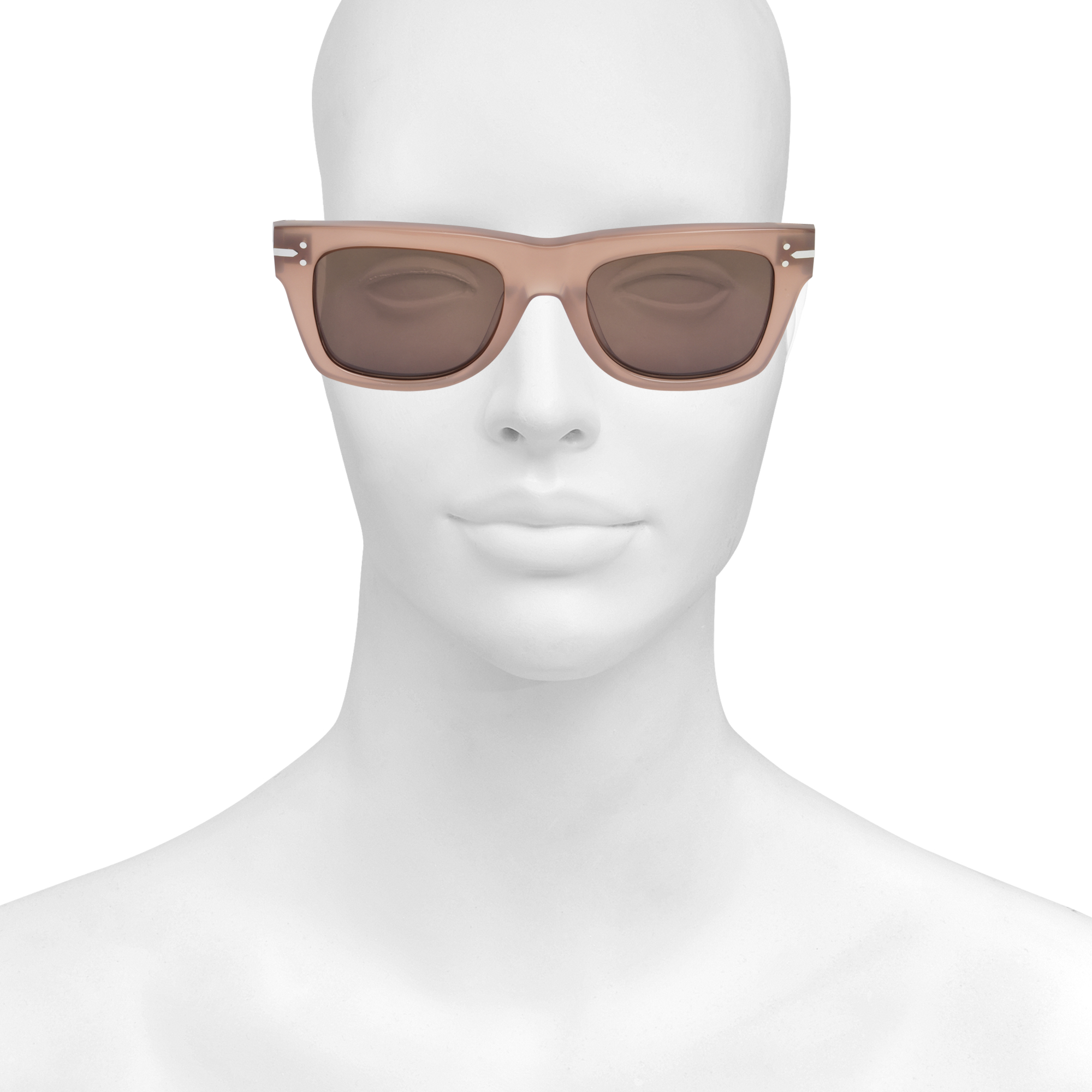 Celine Cl S Sunglasses in Taupe (Pink)