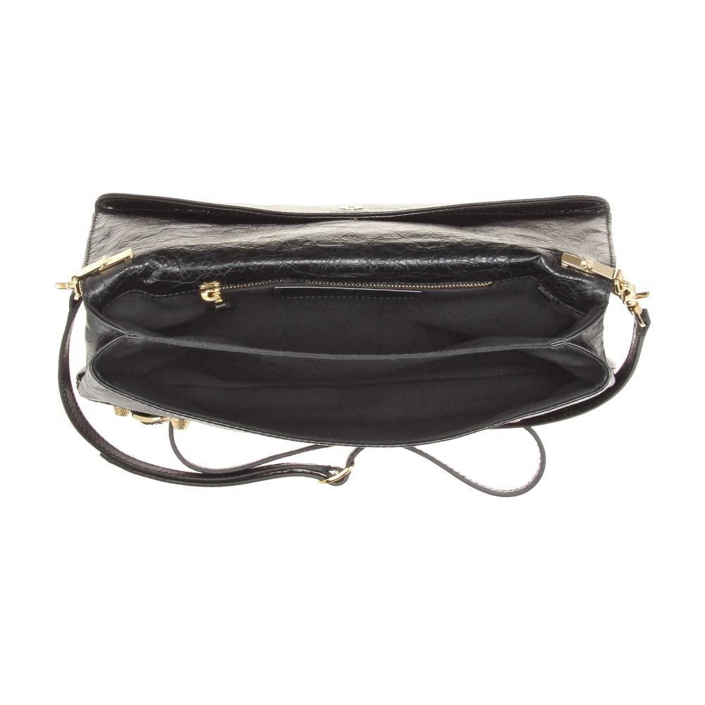 f0b8ff870d balenciaga bags on sale - Balenciaga Giant 12 Envelope Clutch with Shoulder  Strap in Black .