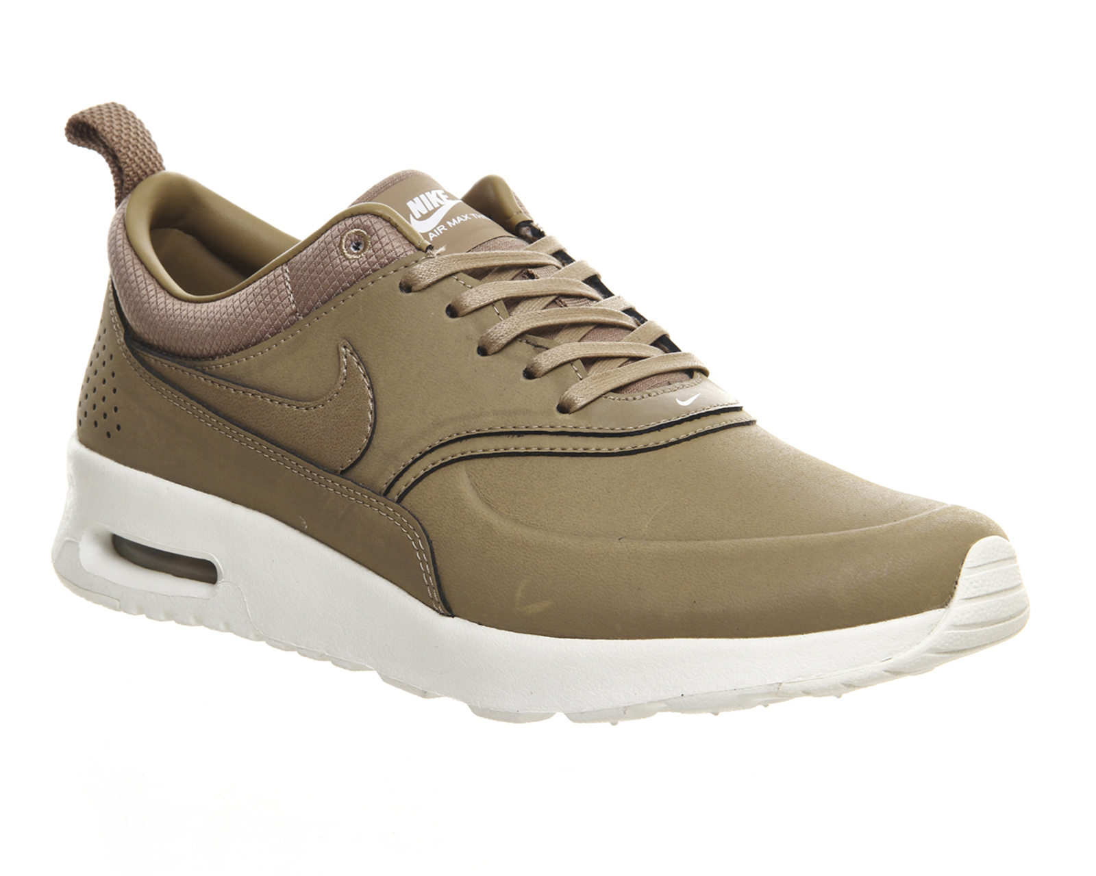 nike air max thea in beige desert lyst. Black Bedroom Furniture Sets. Home Design Ideas