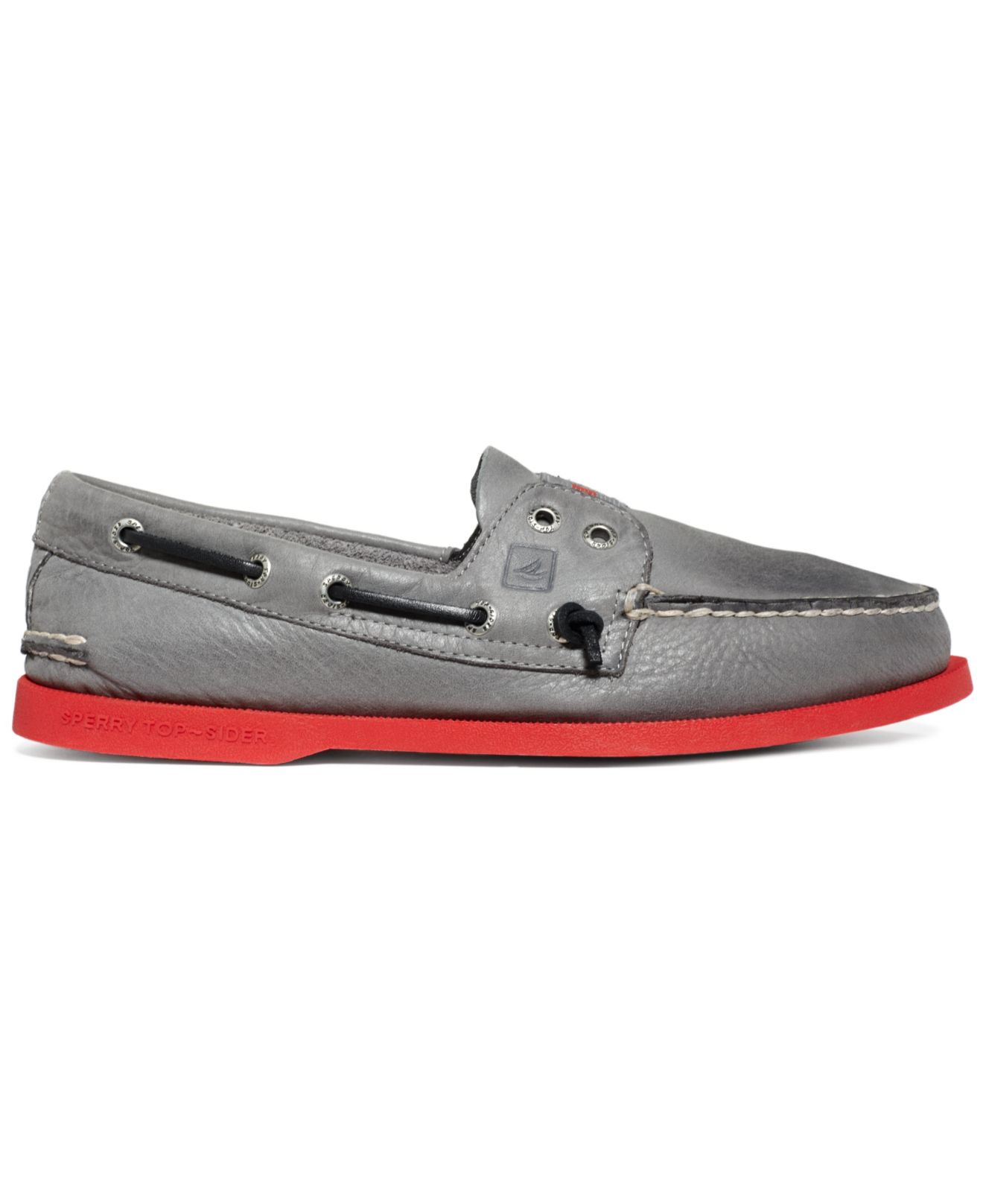 Sperry top-sider Authentic Original A/O Gore Colored Sole Boat ...