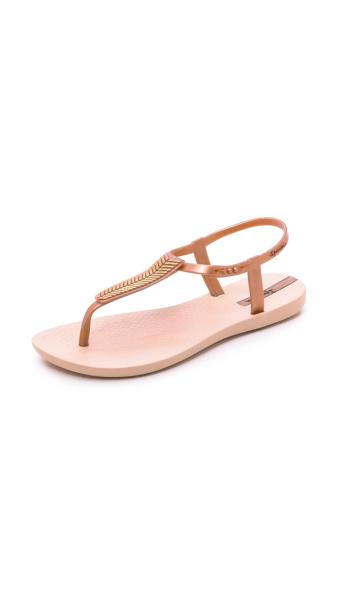 Lyst Ipanema Pink Gold Sandals Rose In Eva 08wvnmN