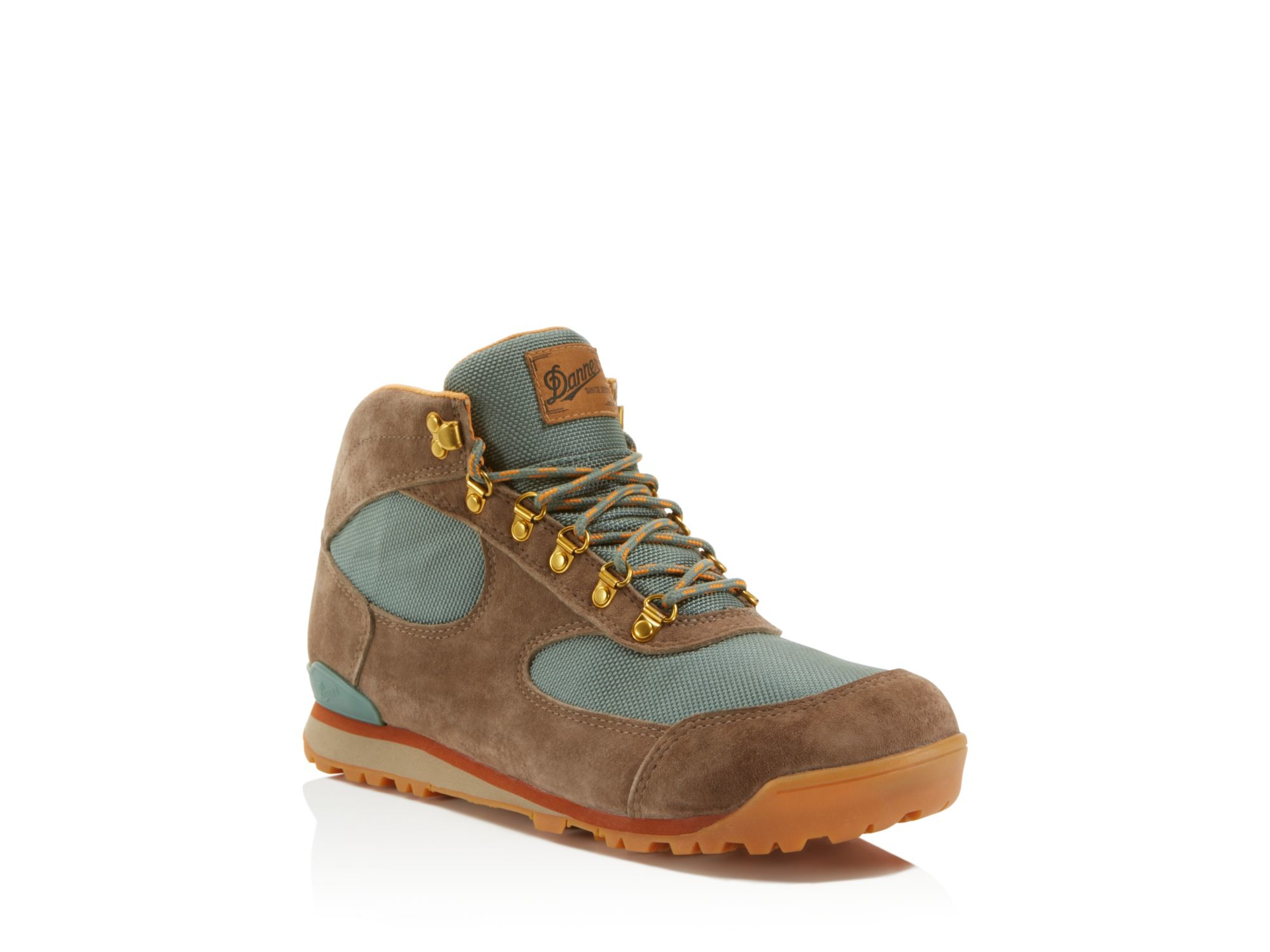 Danner Jag Hiker Boots In Blue Lyst