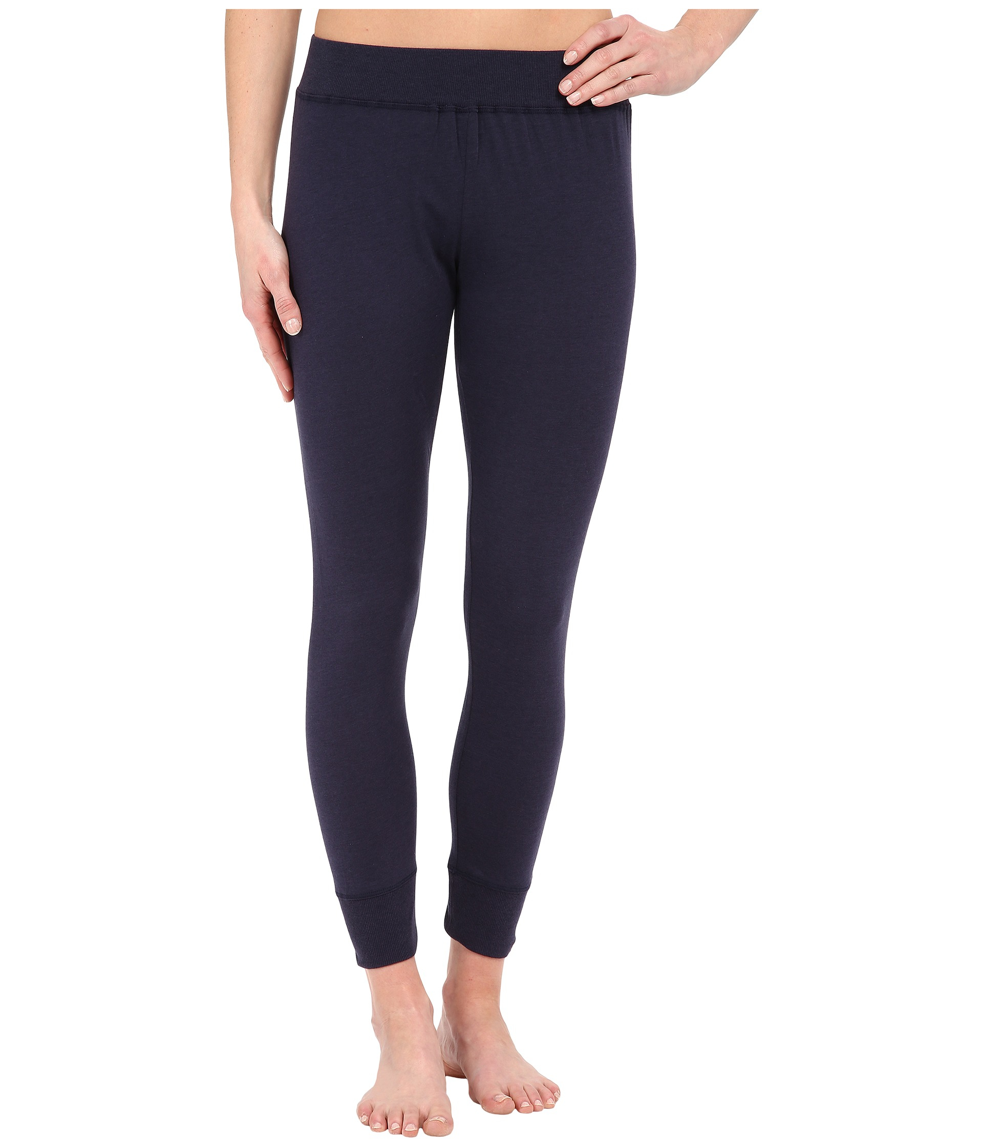 2af132e16e99a Lucky Brand Lucky Layers Comfort Waist Leggings in Blue - Lyst