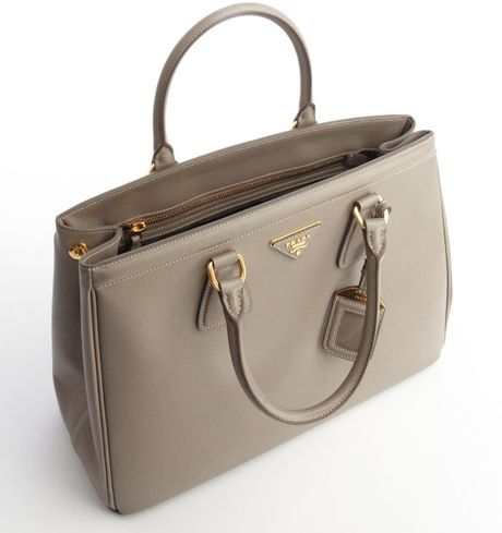 Prada Handbags: Prada Bags Grey