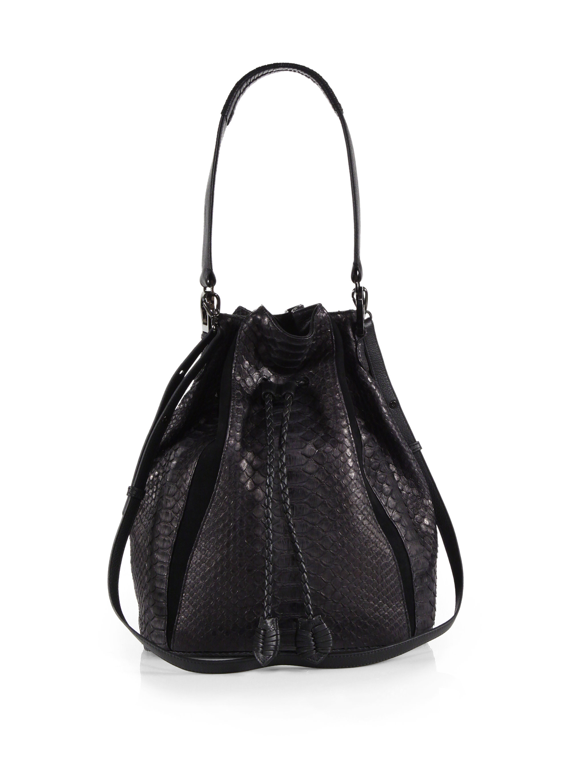 celine mini bucket bag