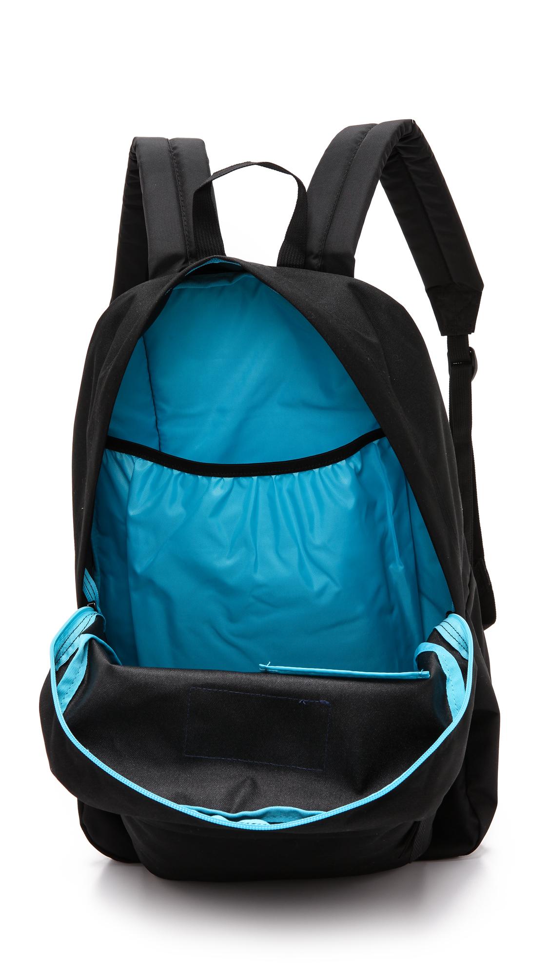 Lyst Jansport Digital Digibreak Backpack Black In Black