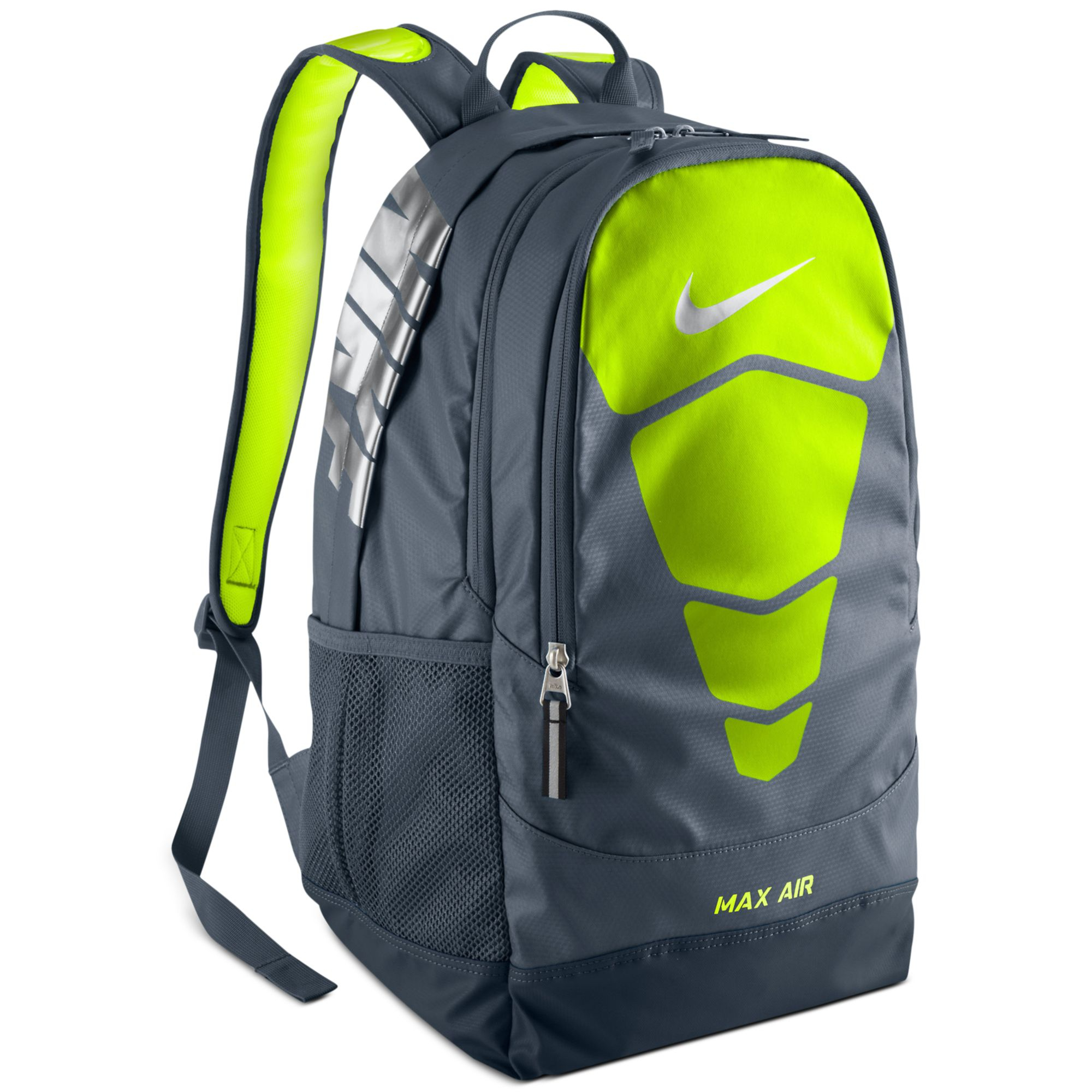 Backpack max air nike grey