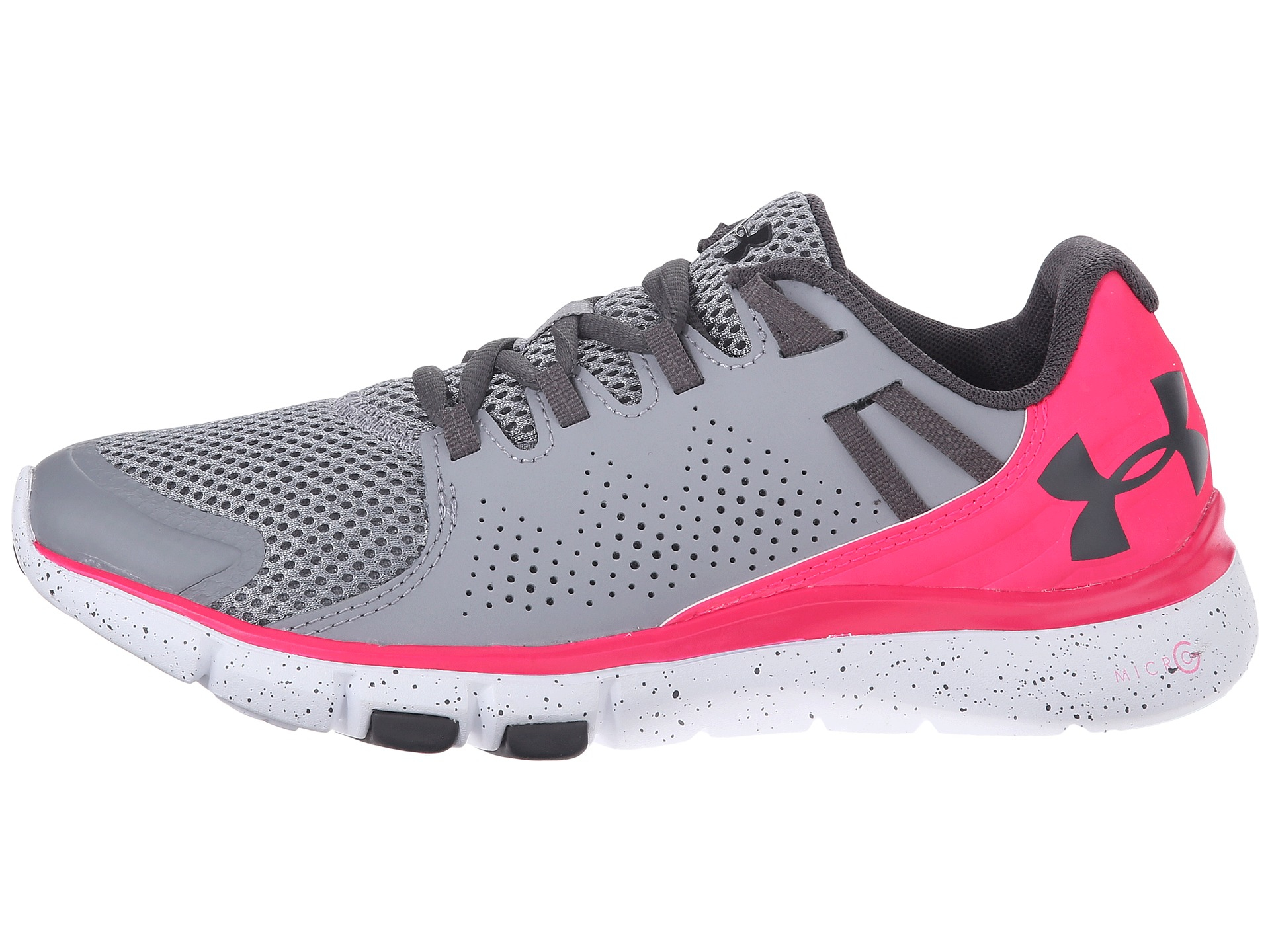 new product 2d34c 1d569 Women's Pink Ua Micro G™ Limitless Tr