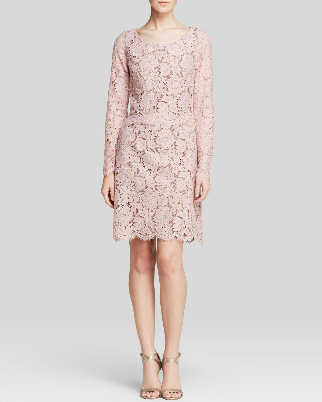 Dress Lace Sheath