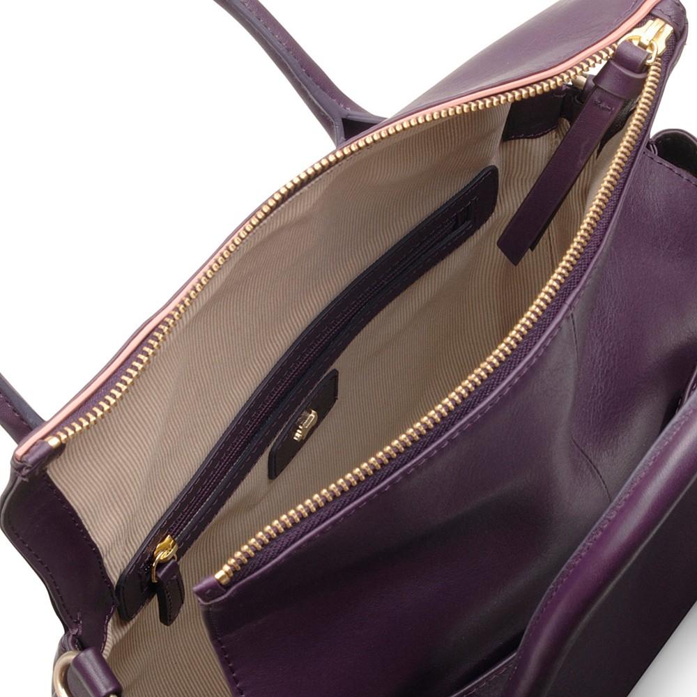 Radley Southbank Medium Leather Multiway Flap Over Bag in ...