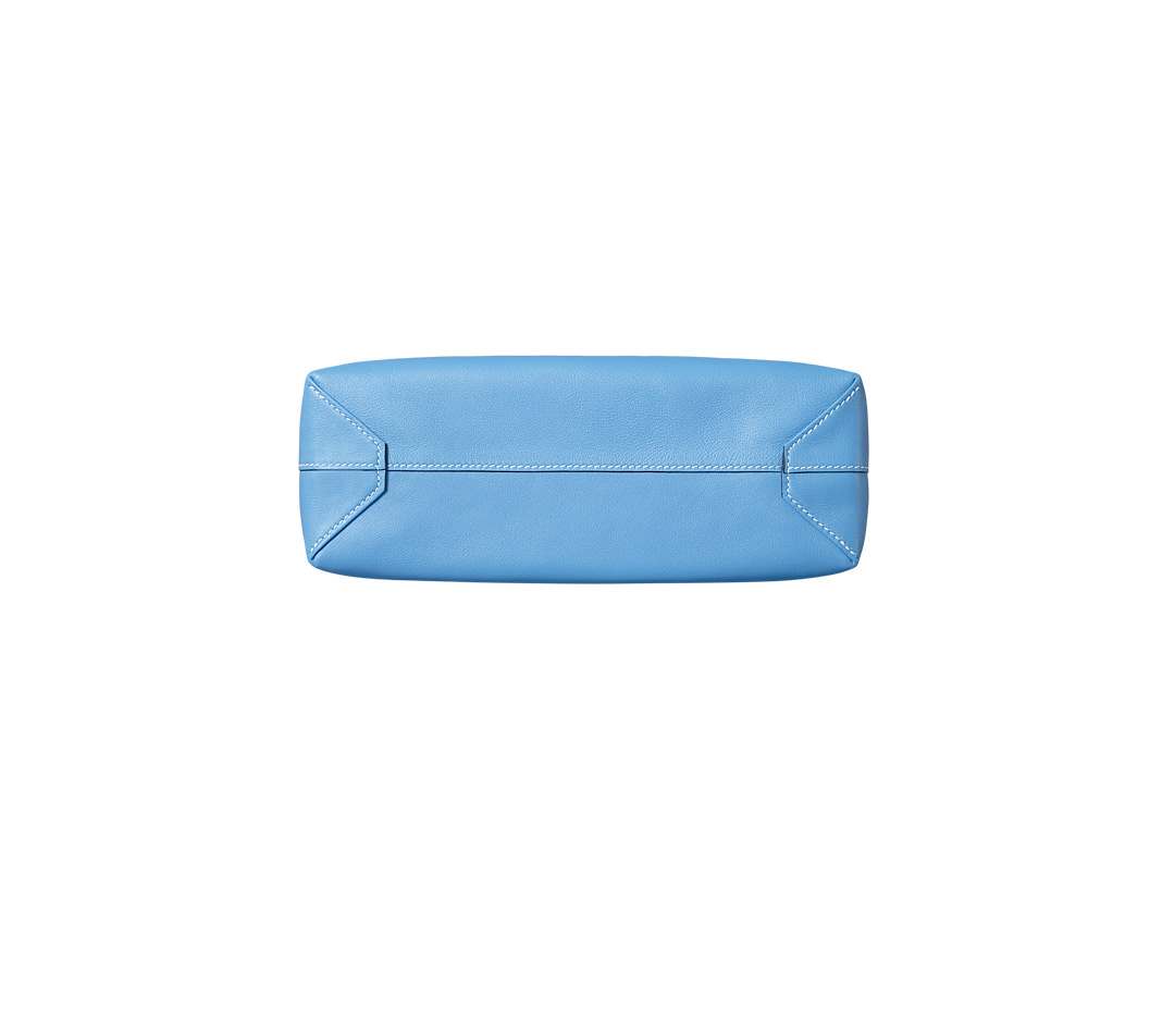 hermes birkin for sale - hermes azap sapphire blue wallet womens