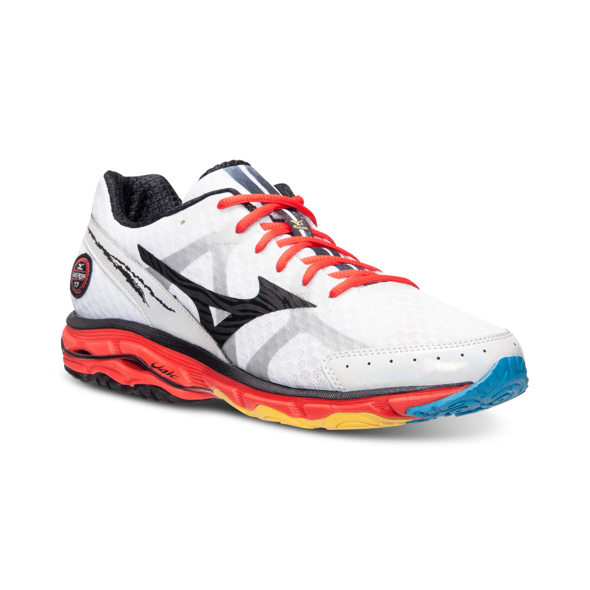 Lyst Mizuno Mens Wave Rider 17 Running Sneakers From