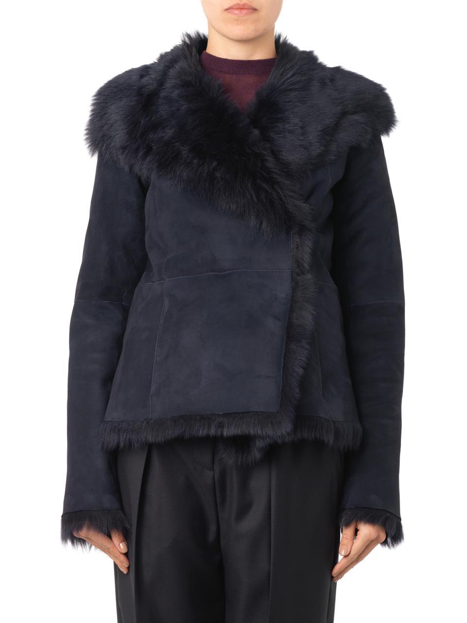Joseph Sheepskin Coat