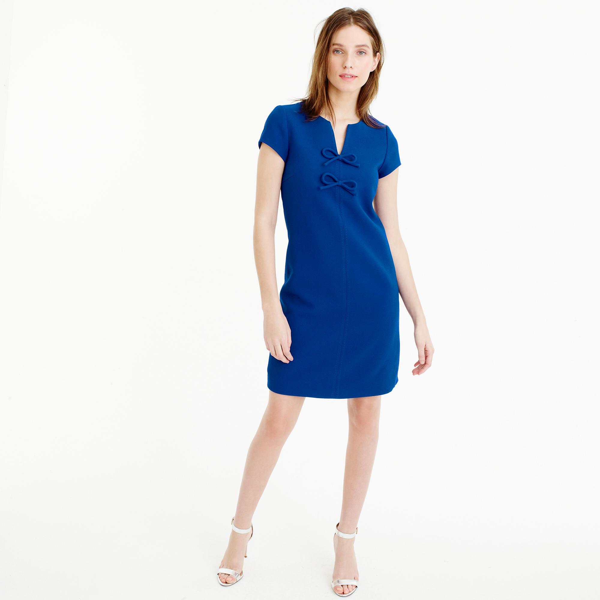 Unique Viscose Cotton Nylon This JCrew Acid Daisy Boucltweed Dress