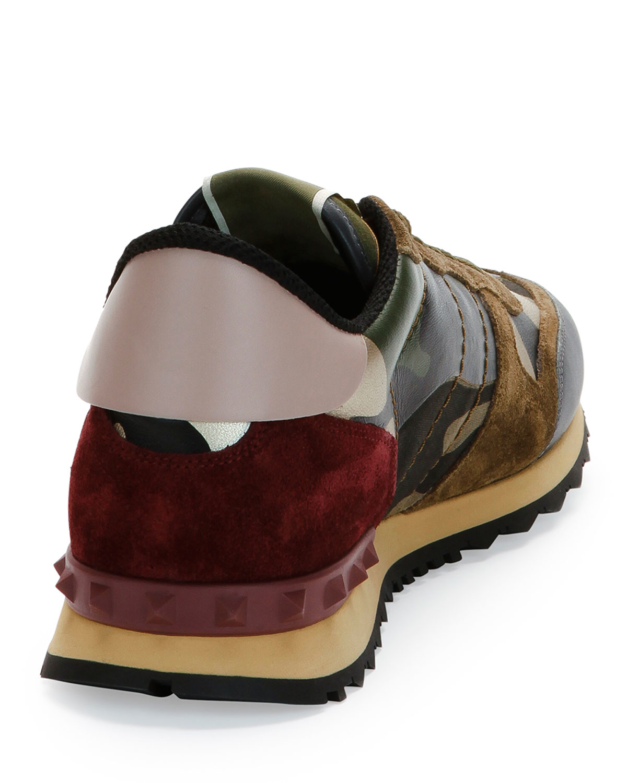 valentino sneakers rockrunner