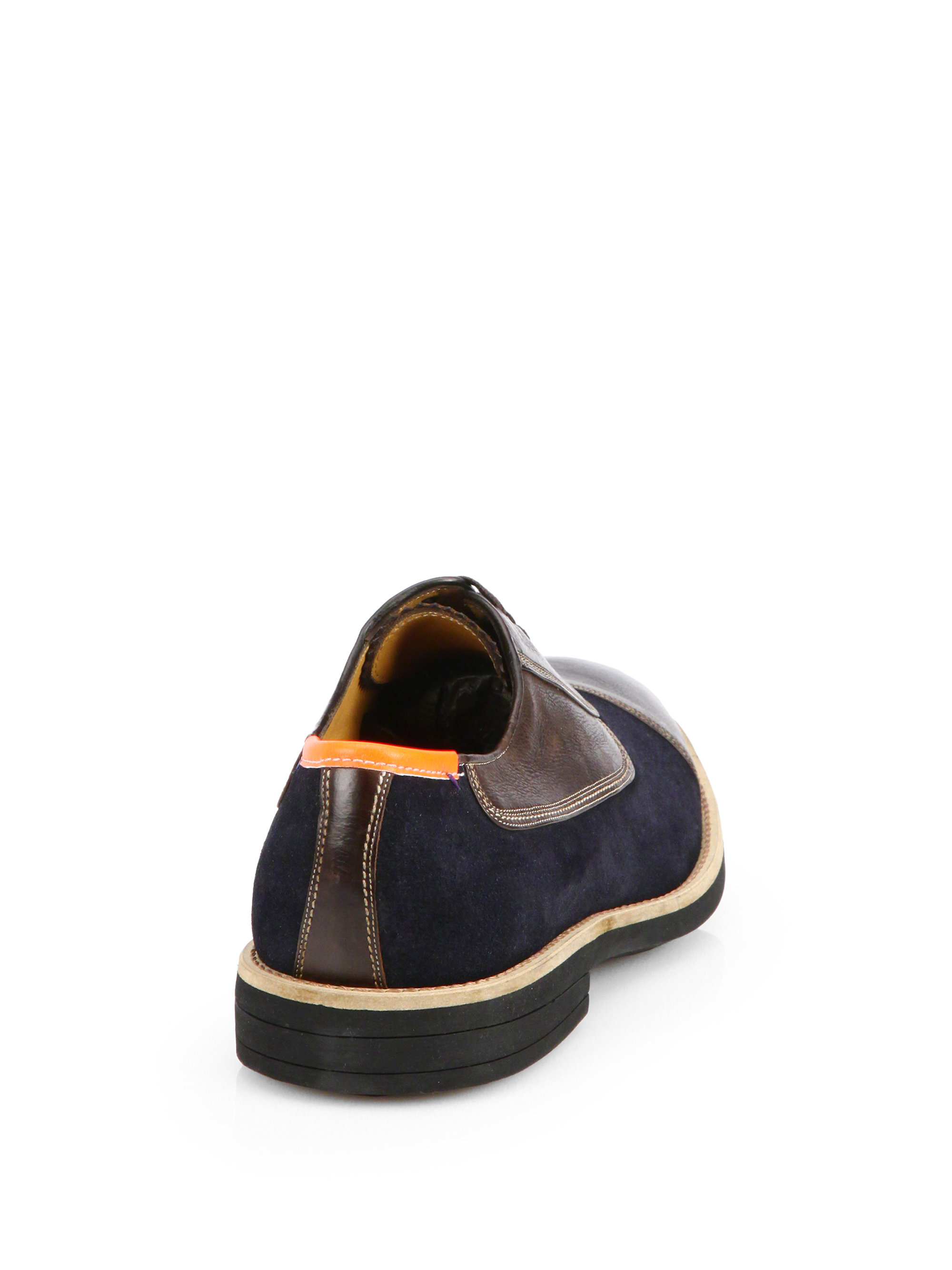 Paul Smith Brown Dress Shoes
