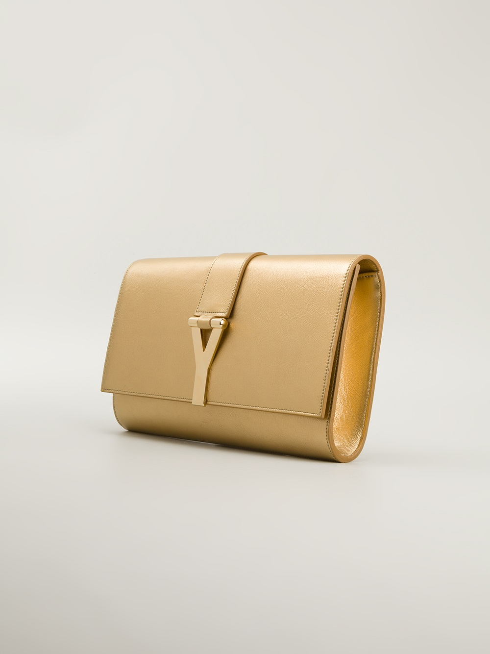 yves saint laurent chyc clutch
