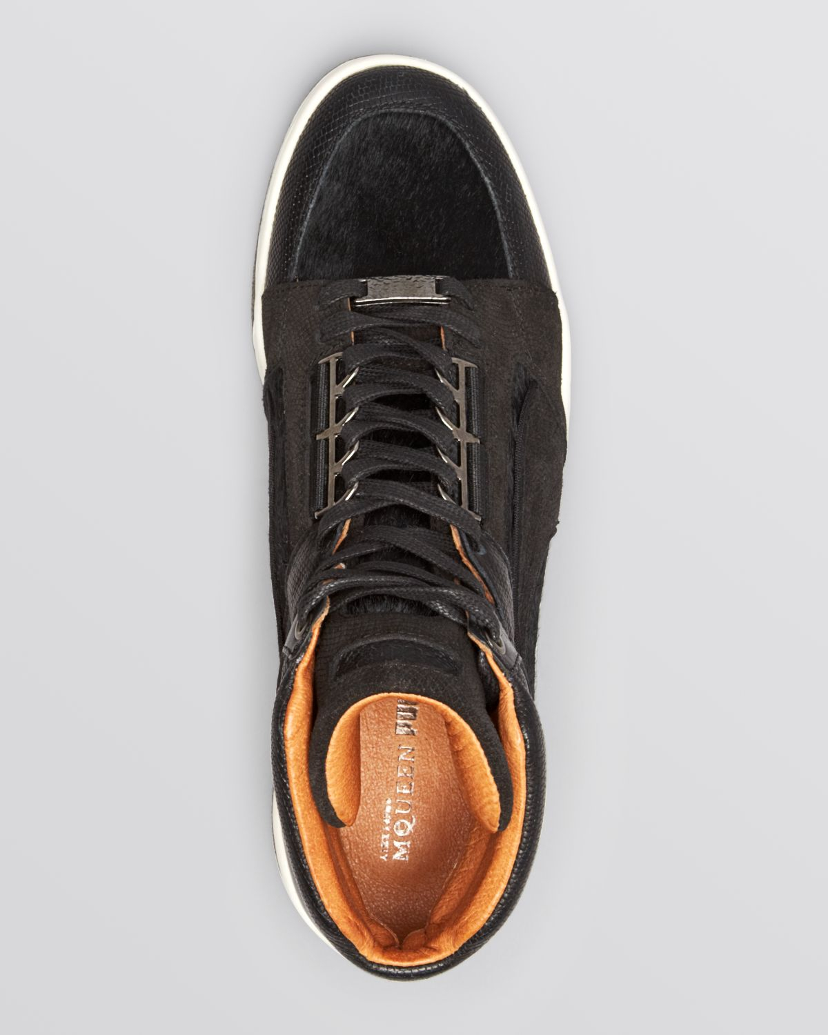 PUMA Mens Slipstream X Made in Italy Midtop Sneaker