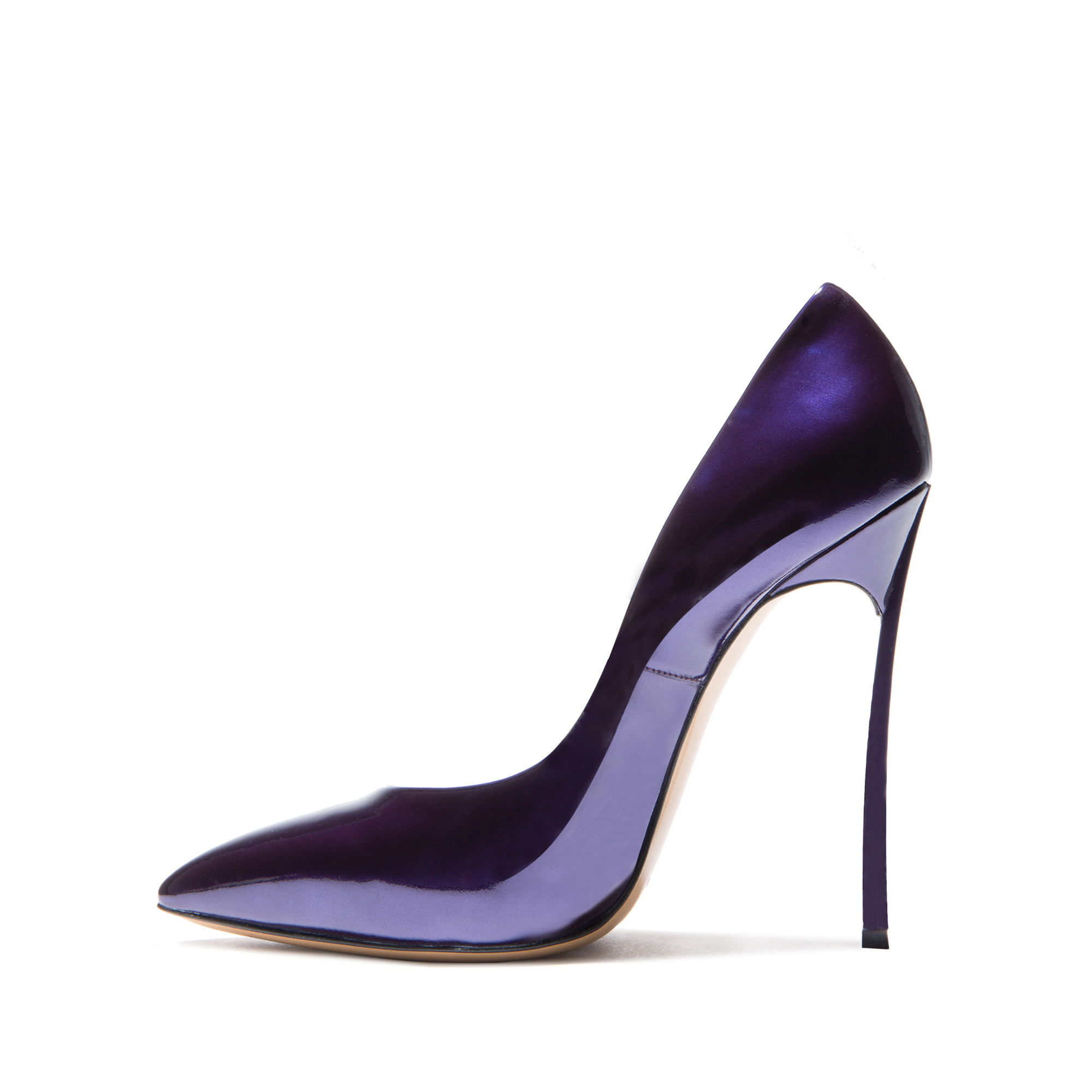 What Color Shoes With Eggplant Purple Dress