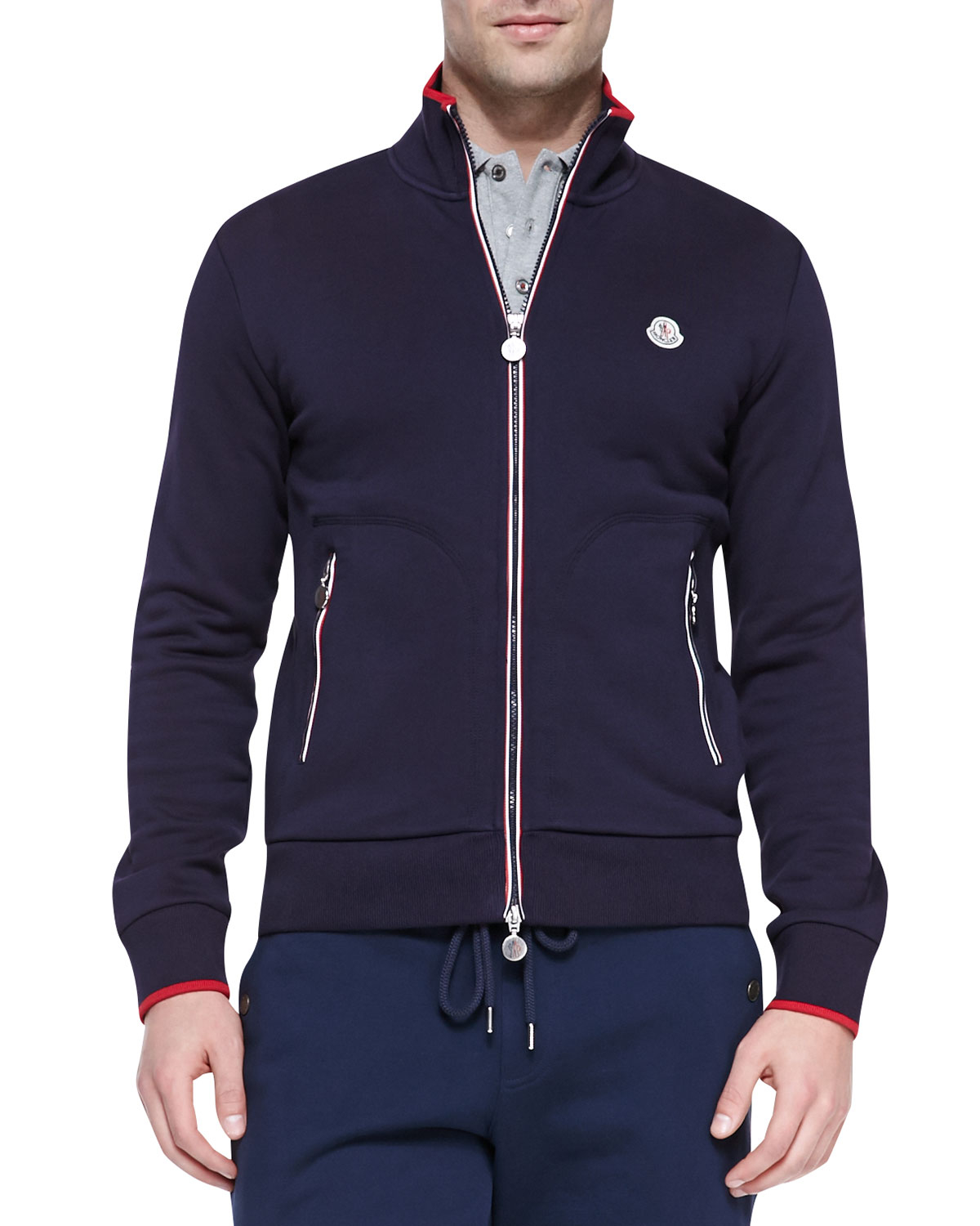 womens moncler tracksuit top
