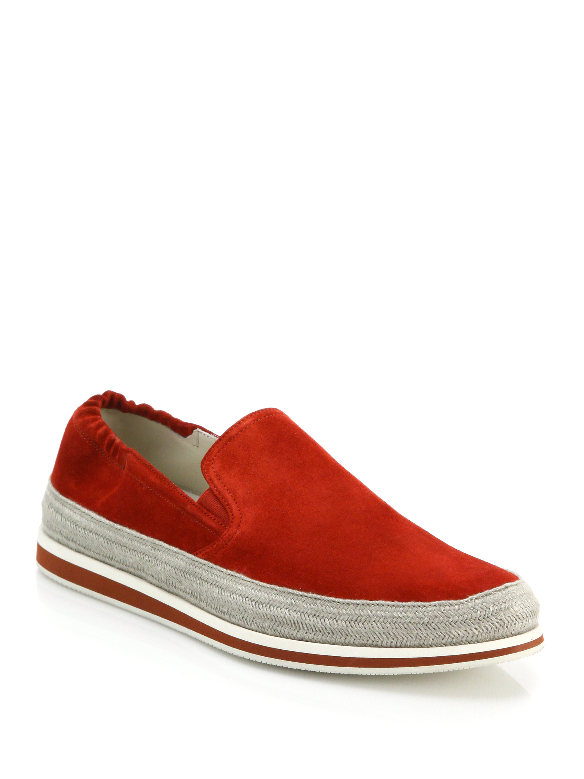 Saks Prada Sale Shoes