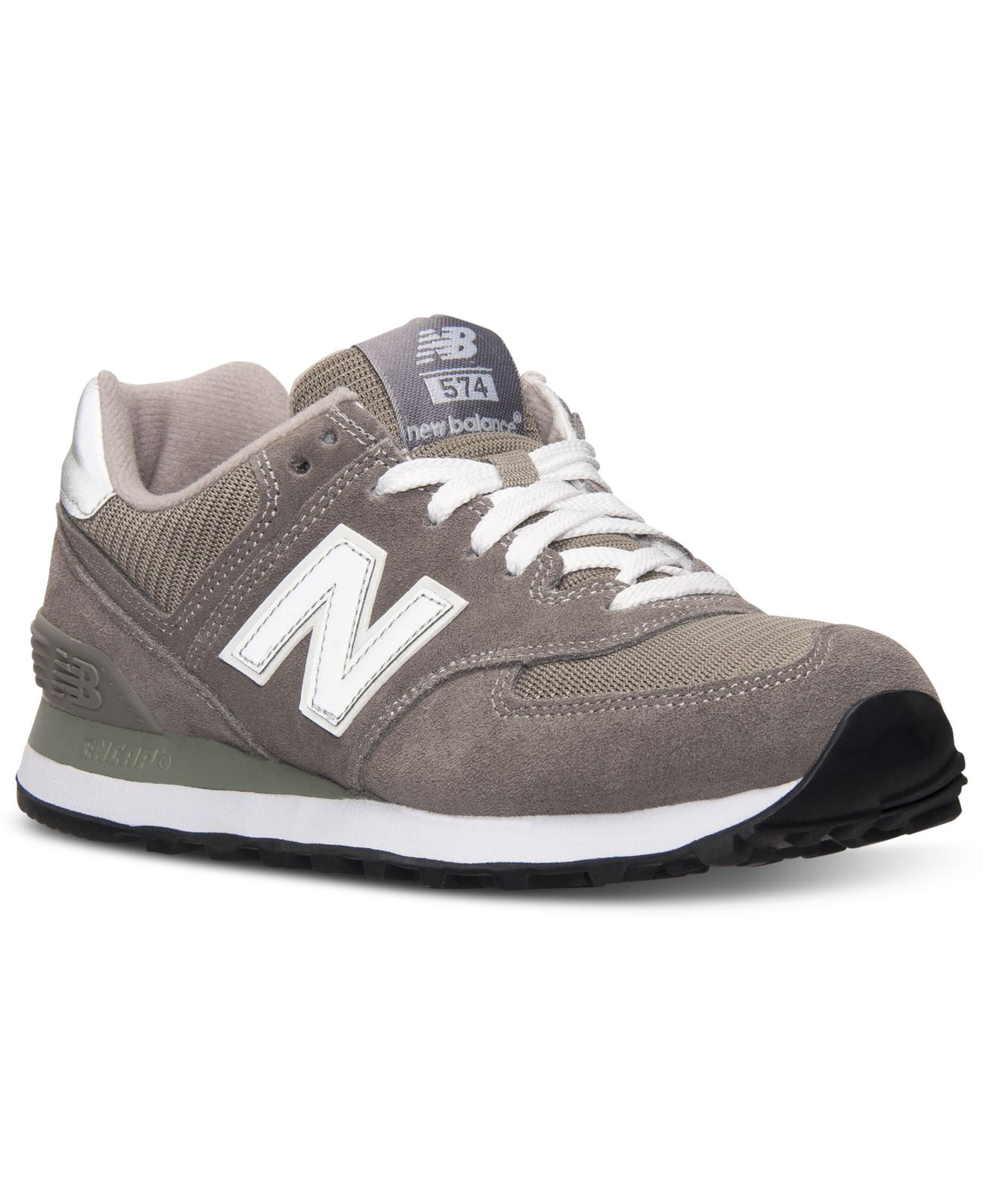 New Balance Suede Women's 574 Core Casual Sneakers From