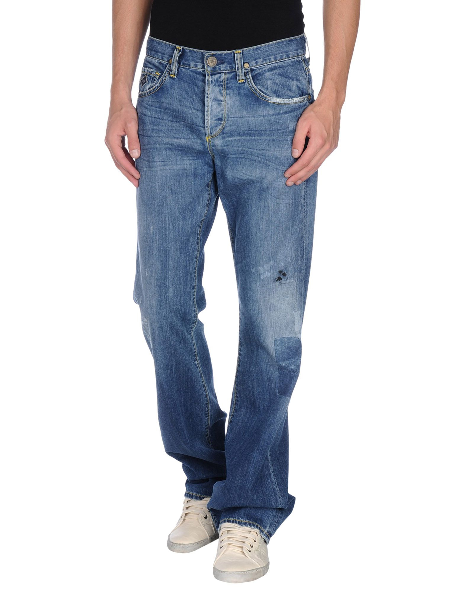 citizens of humanity denim trousers in blue for men lyst. Black Bedroom Furniture Sets. Home Design Ideas