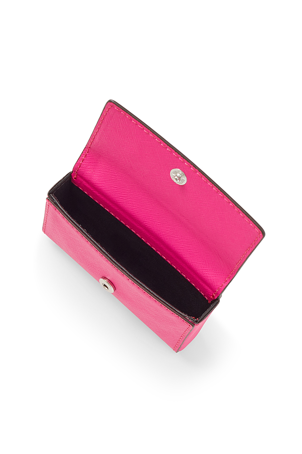 Rebecca Minkoff Business Card Holder Like A Boss In Pink