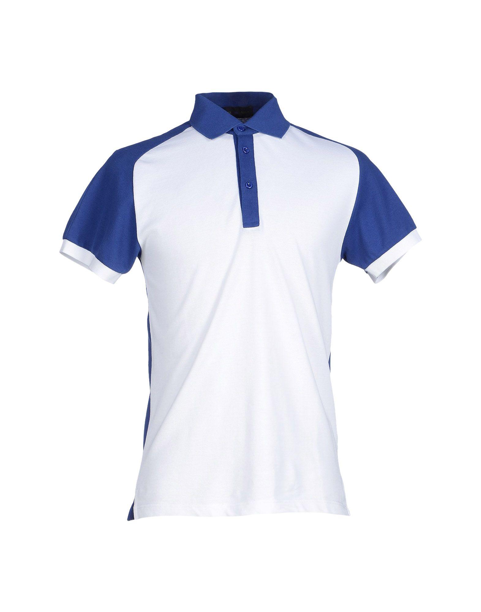 Etro polo shirt in white for men lyst for Etro men s shirts