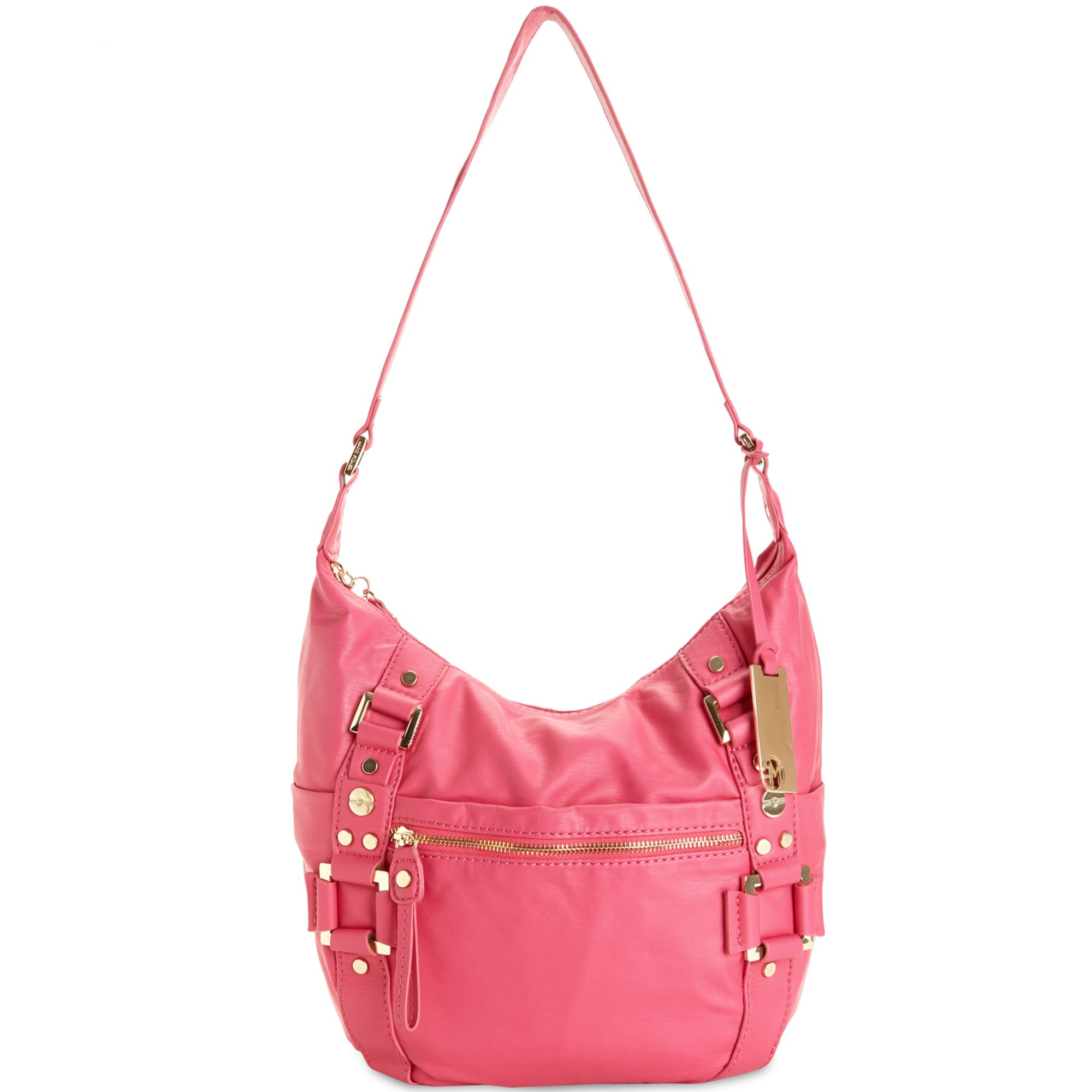 Lyst - Marc Fisher Trunk Show Hobo in Pink d3d0813a97591