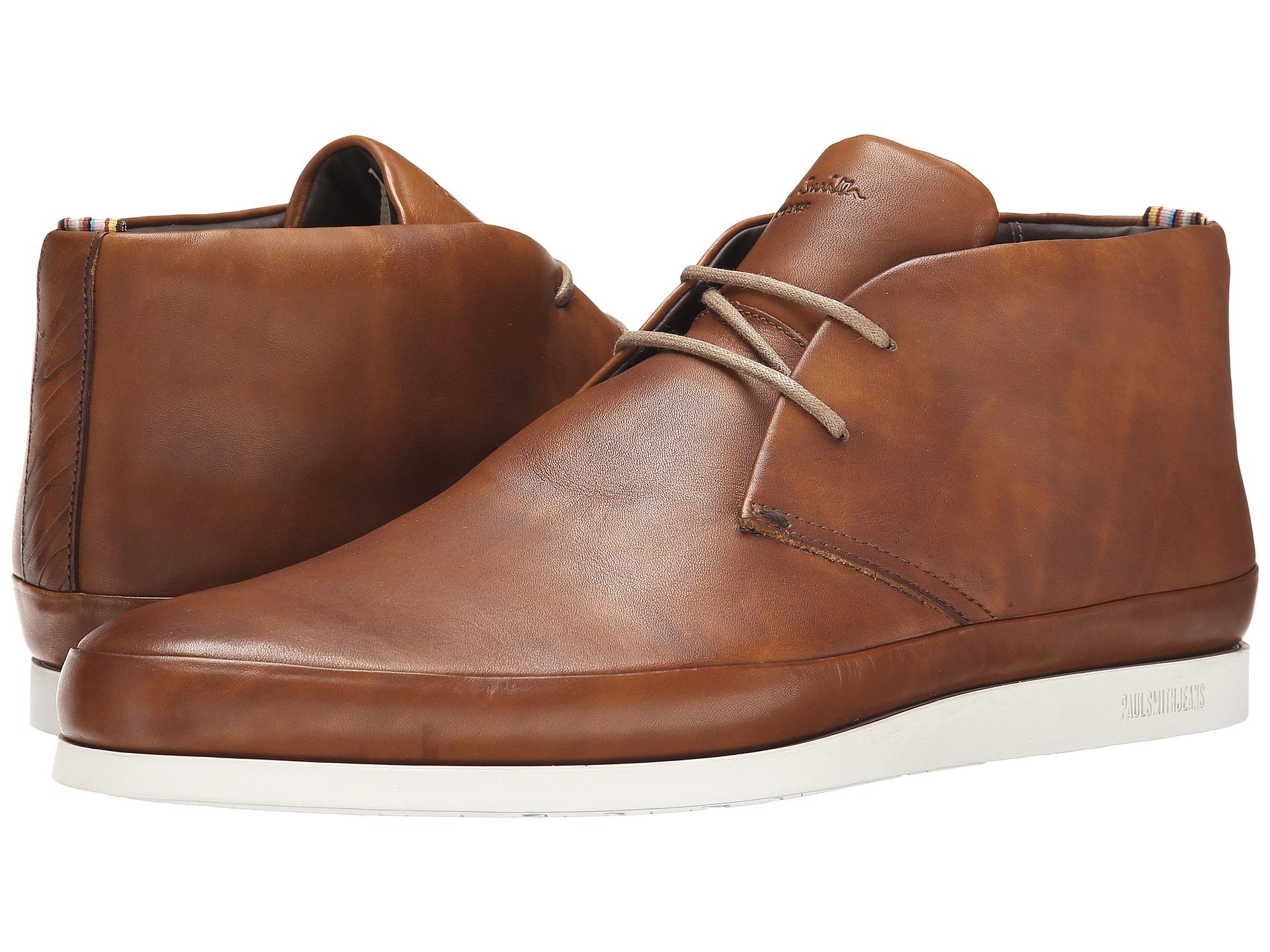 Fong Vulc Chukka Brown Desert Boots By Paul Smith rbioNMUX